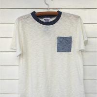 ヴィンテージ天竺Tシャツ 【ユニセックス全4色】#2410